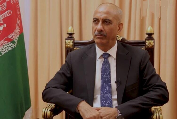 Ambassadeur d'Afghanistan à Islam Abad