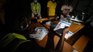 niger vote presidentielle second tour dépouillement scrutin