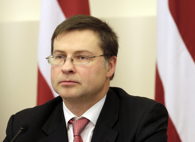 """والدیس دُمبرووسکیس""، معاون رئیس کمیسیون اروپا"
