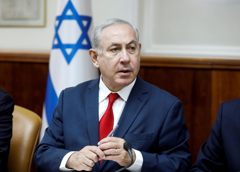 بنیامین نتانیاهو سازمان حماس و جهاد اسلامی را مسئول پرتاب خمپاره به جنوب اسرائیل معرفی کرد