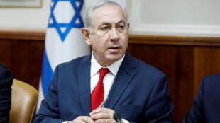 Primeiro ministro de Israel, Netanyahou, afirma em Berlim, que se a Europa apoiar nuclear iraniano haverá vaga de refugiados sírios