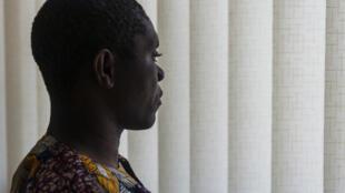 Un patient guéri d'Ebola en Guinée.