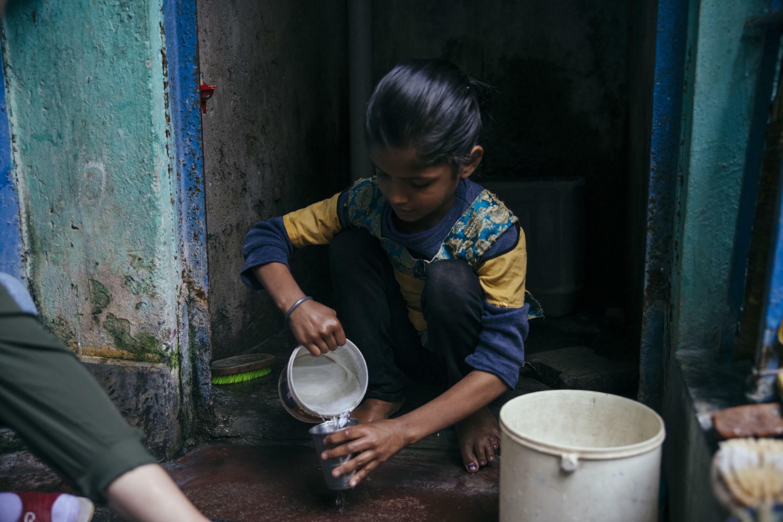 Priya, 8 ans, Inde - Enfant - Travail