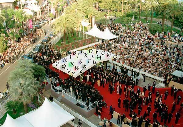 Abécédaire de Cannes 2011