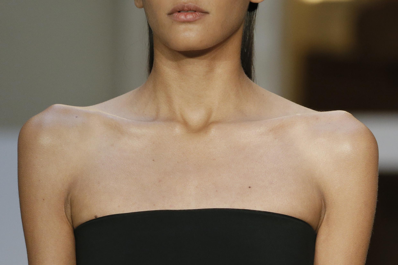 Un des amendements adopté par les députés prévoit de pénaliser les agences employant des mannequins trop maigres.