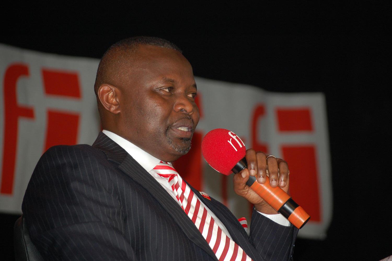 Vital Kamerhe, leader de l'Union pour la Nation Congolaise (UNC)
