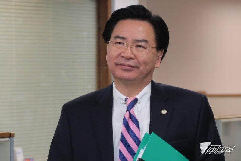 台灣外交部長吳釗燮
