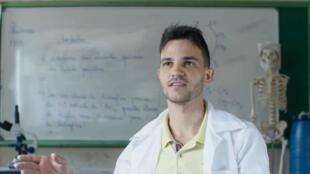 O capixaba Wemerson Nogueira concorre ao Global Teacher Prize