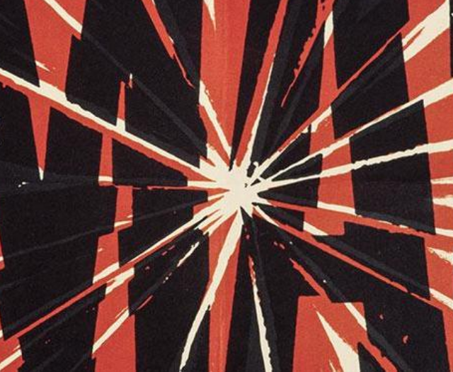 « Mai 68 - Assemblée Générale », l'affiche de l'exposition au Centre Pompidou, du 28 avril au 20 mai 2018.