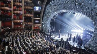 Cerimônia do Oscar, que celebra este ano a sua 90ª edição