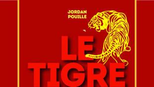 <i>Le Tigre et le Moucheron, </i>de l'auteur Jordan Pouille, paru aux éditions Les Arènes.