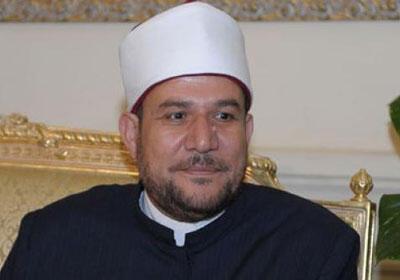 محمد مختار جمعه، وزیر اوقاف دولت موقت مصر