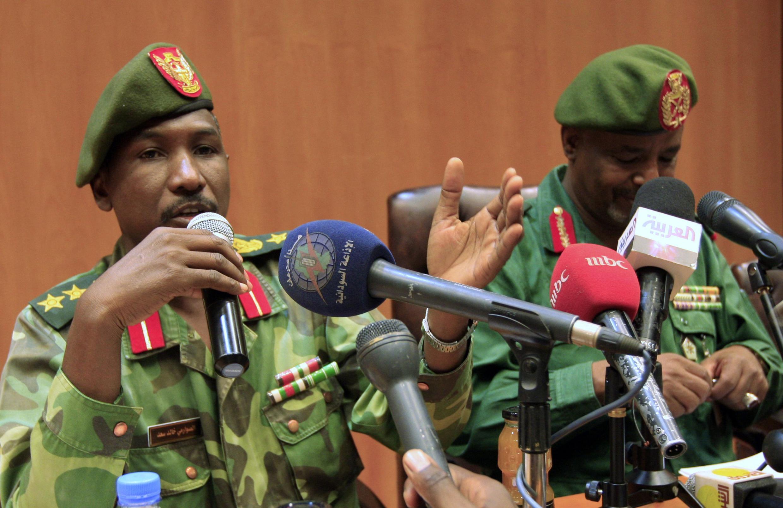 Al-Sawarmi Khaled, northern military spokesman, 10 May in Khartoum