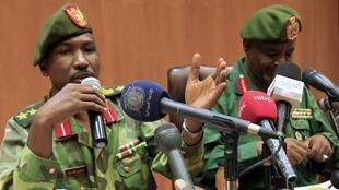 Al-Sawarmi Khaled, northern military spokesman, 10 May in Khartoum