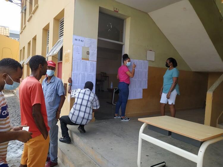 Eleições Presidenciais - Cabo Verde - Voto - Presidente - Eleições