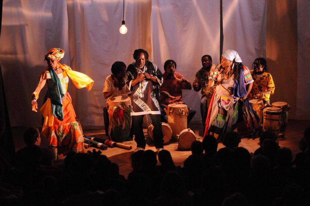 Chouk Bwa Libete in concert
