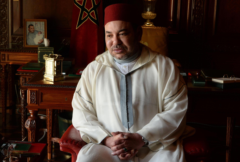 Mfalme wa Morocco Mohammed VI.