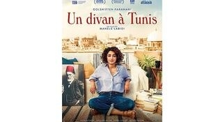 Affiche du film «Un divan à Tunis».