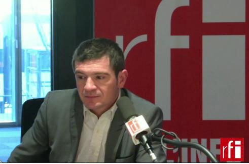 Benoist Apparu, député LR de la Marne, ancien ministre du Logement