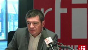 Benoist Apparu, député UMP de la Marne, ancien ministre du Logement