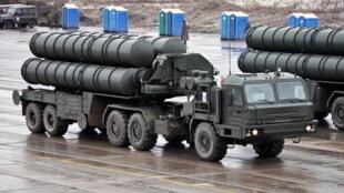 سامانه دفاع هوایی اس-۴۰۰