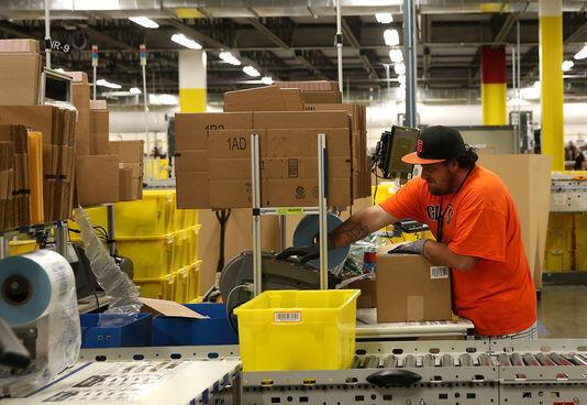 La société Amazon invente Flex, le travail à la demande.