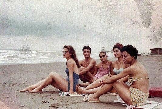 سواحل دریای خزر، پیش از انقلاب ایران