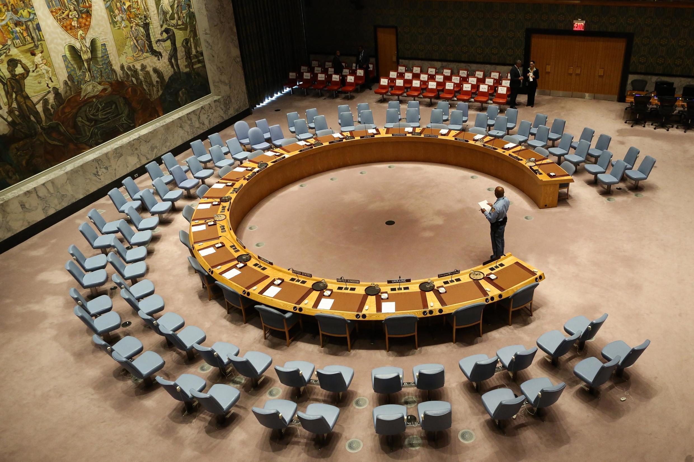 Hội Đồng Bảo An Liên Hiệp Quốc, tại New York.