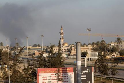 Мисурата, цель номер один для Каддафи, повстанцев и НАТО
