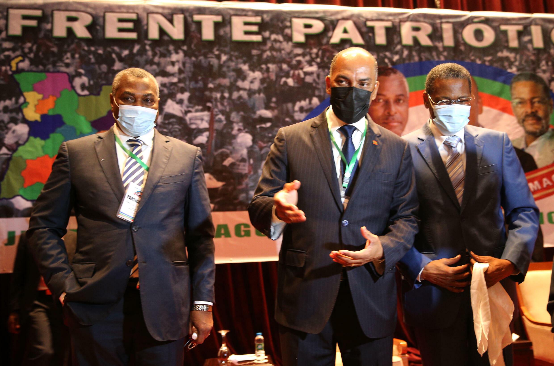 Frente Patriótica Unida  de Angola, Adalberto, Abel e Filomeno