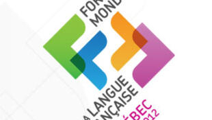 Le Forum mondial de la langue française se déroule à Québec du 2 au 6 juillet 2012.
