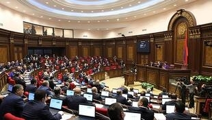 Выборы в парламент Армении намечены на 2 апреля.