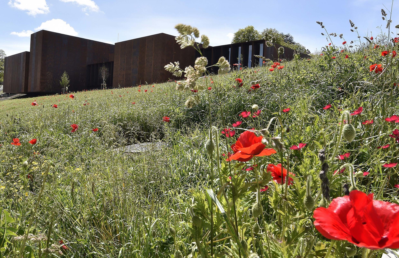 O museu Soulages, em Rodez