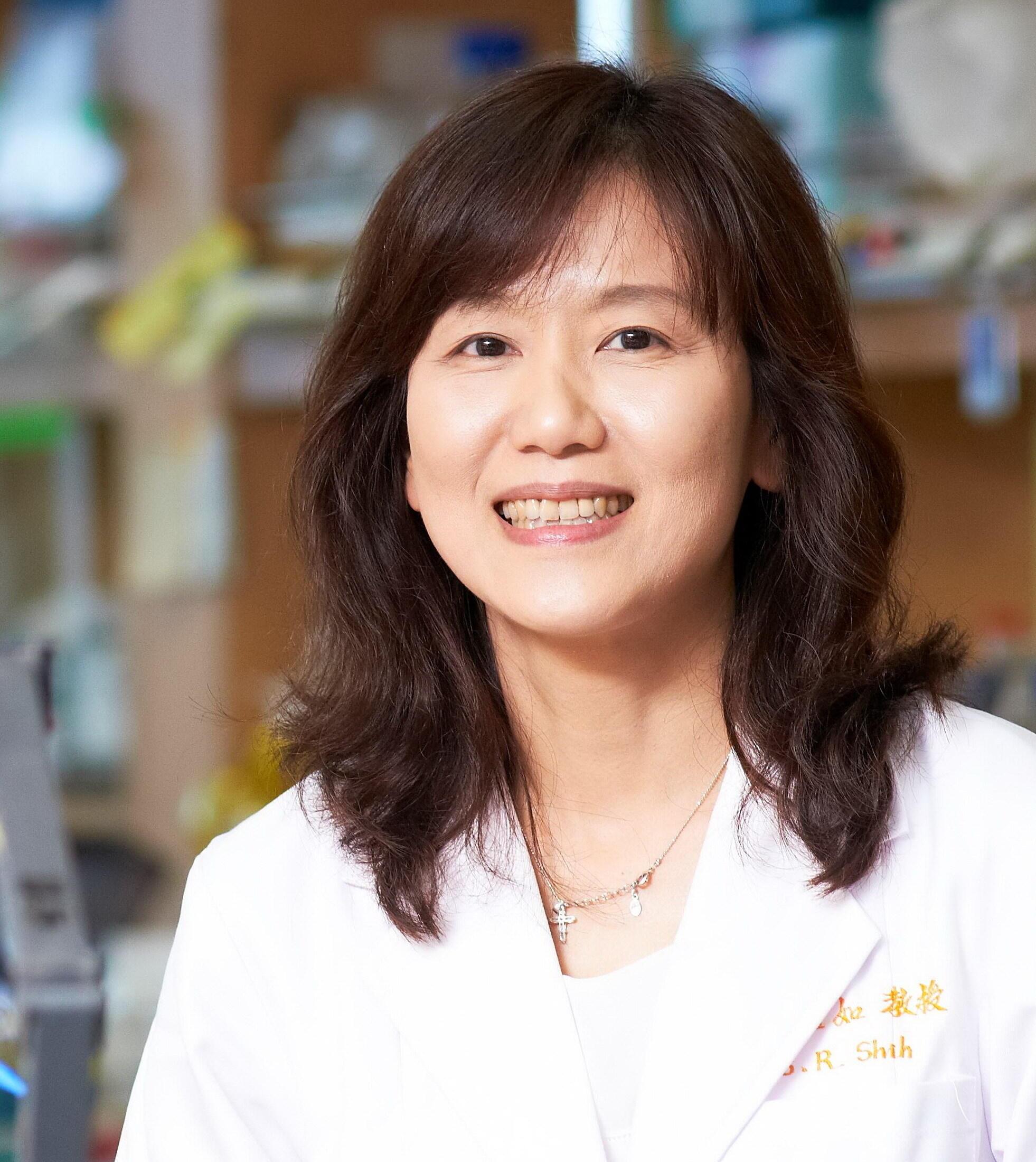 台湾长庚大学新兴病毒感染研究中心主任施信如教授