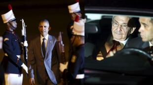 Obama y Castro llegaron a Panamá la víspera de la VII Cumbre de las Américas