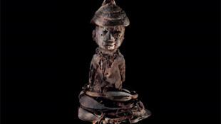 Voodoo sculpture from Benin