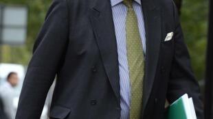 Vaughan Smith a hébergé le fondateur de WikiLeaks pendant plus d'un an dans son manoir.
