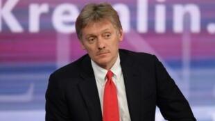 دیمیتری پسکوف سخنگوی رئیس جمهوری روسیه