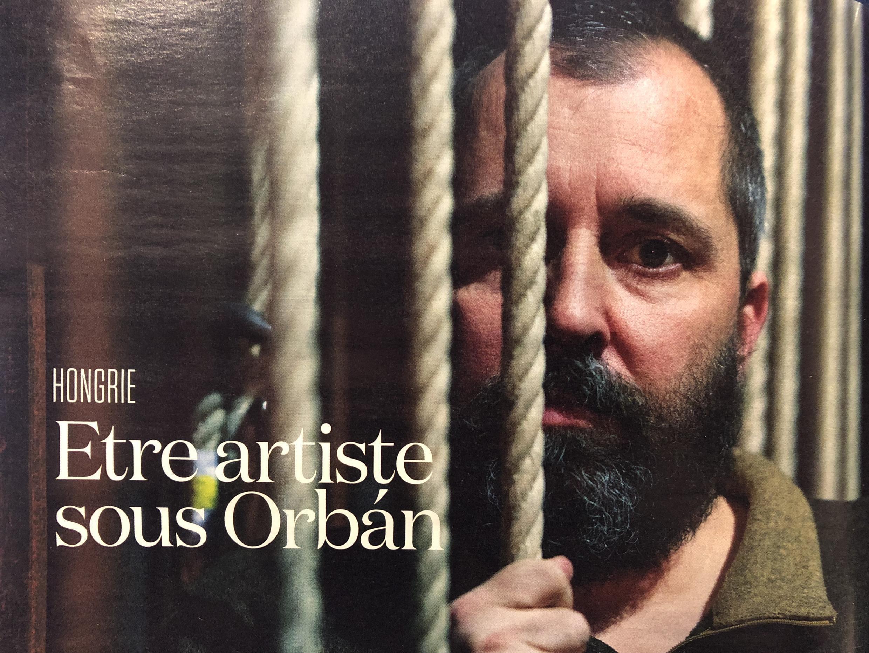 """Reportagem conta como é """"ser artista sob o regime de Viktor Orban"""", o primeiro-ministro húngaro"""