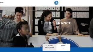 Le centre de santé de Médecins du Monde à Saint-Denis reçoit de plus en plus de migrants.