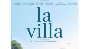Affiche du film «La Villa», de Robert Guédiguian.
