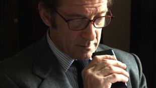 """Vincent Lindon dans le film """"Pater"""" d'Alain Calavier (2011)"""