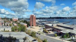 Halifax en Nouvelle Ecosse, au Canada