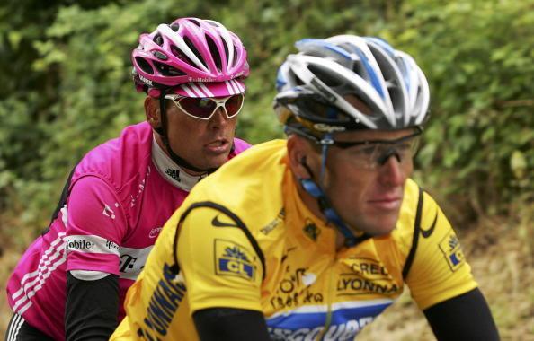 Jan Ullrich y Lance Armstrong han reconocido haberse dopado.