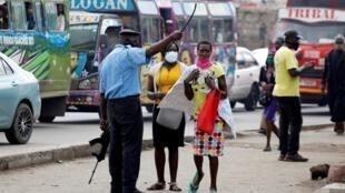 Katika eneo la Eastleigh jijini Nairobi ambapo vizuizi vya kupambana na janga la Corona vimeongezwa muda hadi Juni 7.