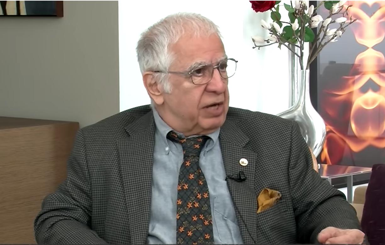 امیر طاهری، روزنامه نگار و تحلیلگر سیاسی مقیم لندن