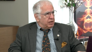 امیر طاهری، روزنامه نگار مقیم بریتانیا