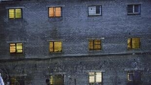 Мурманская тюрьма, 31/10/2013