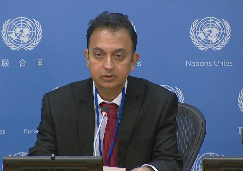 Javaid Rehman, rapporteur spécial de l'ONU