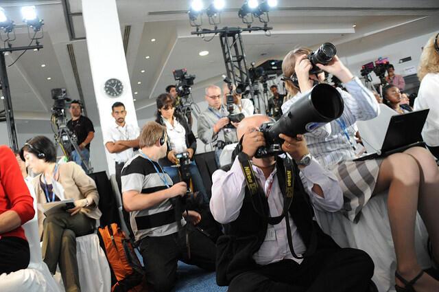 La crisis catalana bajo la lupa de los corresponsales extranjeros en España.